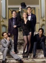 The Big Bang Theory comedy series!