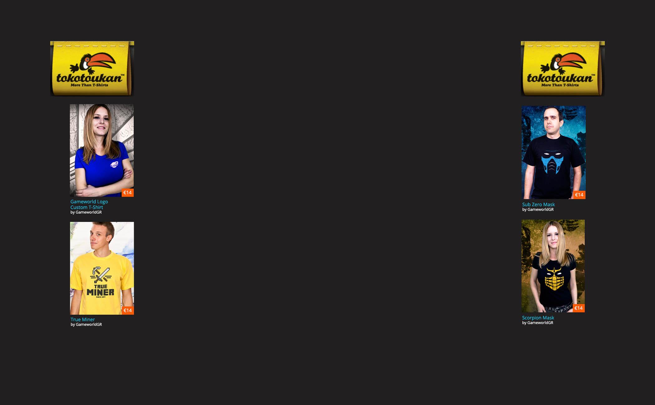 Background Skin Ad (TokoToukan)