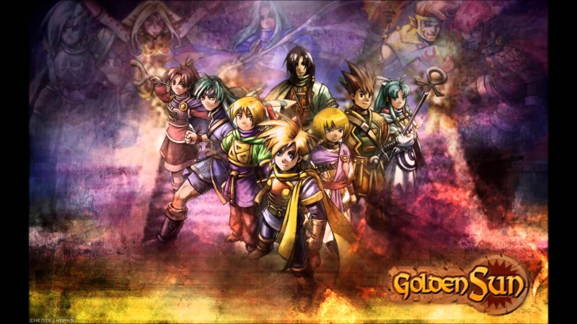 Golden Sun:The Lost Age