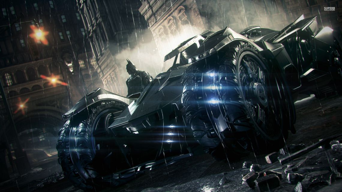 Batman:Arkham Knight