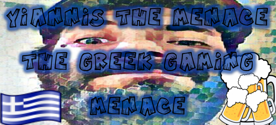 Yiannis The Menace Games & Reviews!