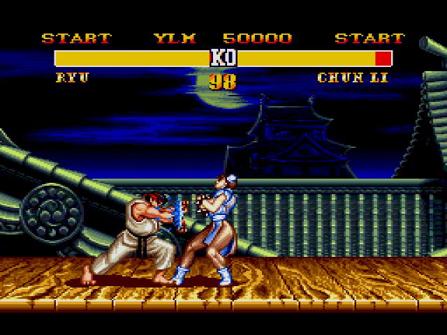 Ιστορική αναδρομή στο Street Fighter