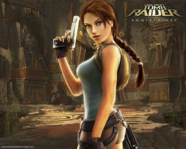 Το επετειακό Tomb Raider