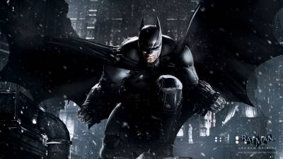 Carol of the Bells… in Gotham City