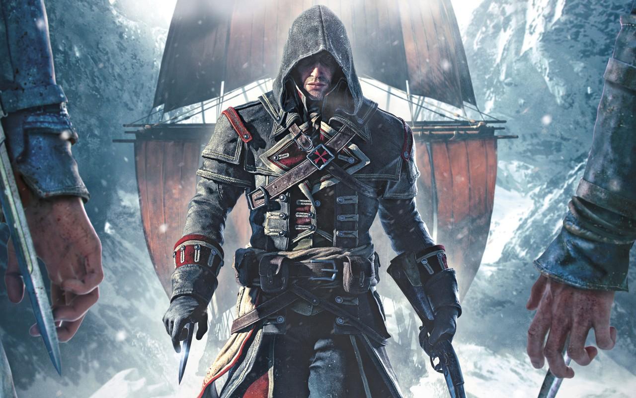 Assassin's Creed: Rogue – Η αλήθεια των Templars