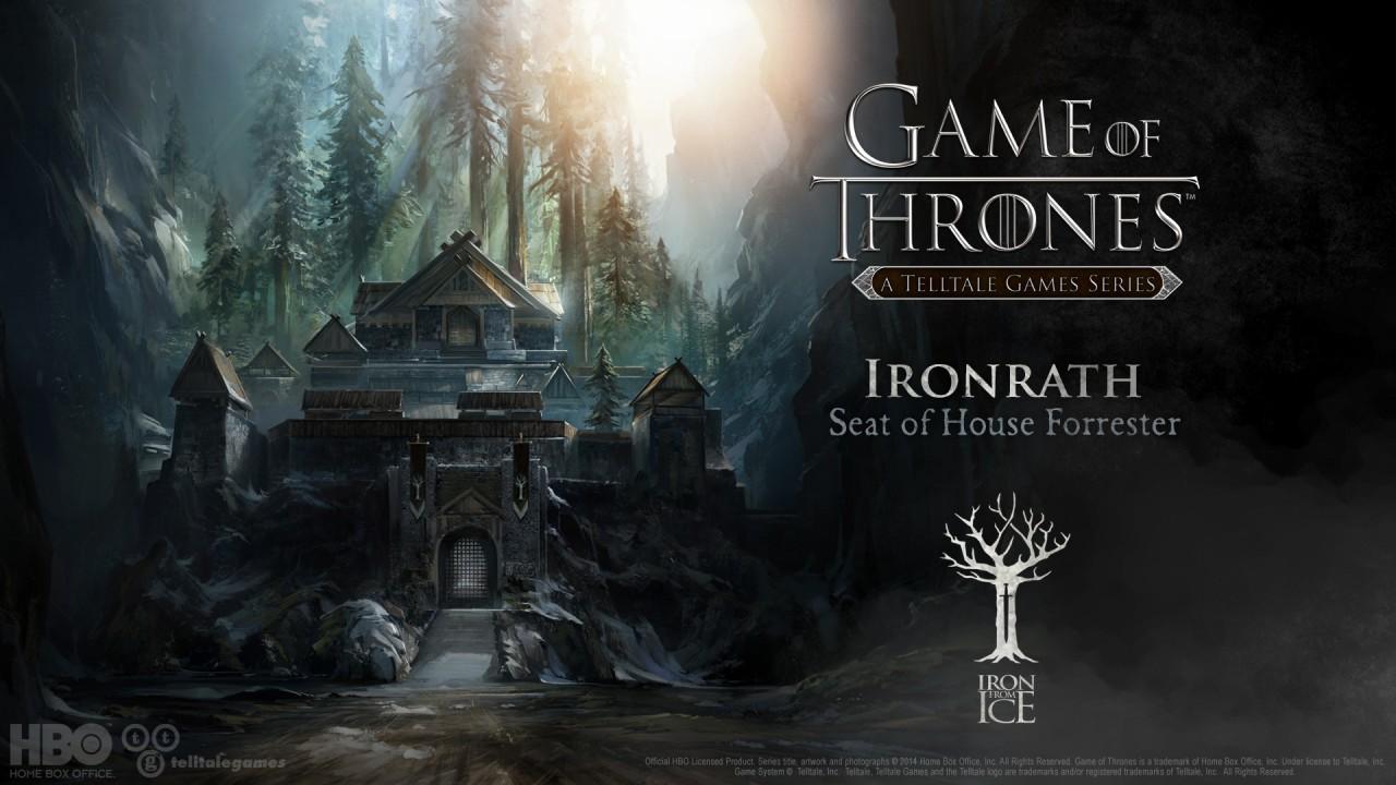 To Ironrath θα ανήκει πάντα στους Φόρρεστερ! – Iron from Ice!