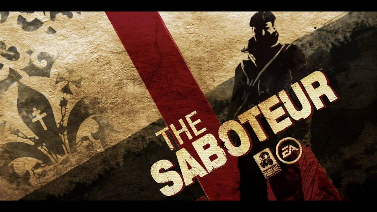 Κλεφτοπόλεμος με έναν Saboteur
