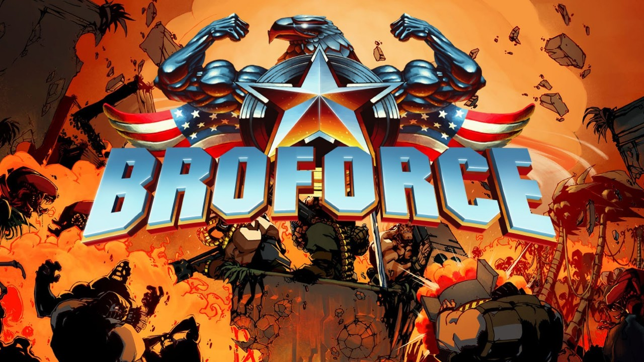 Αν η καταιγίδα ήταν game, θα ήταν το Broforce!