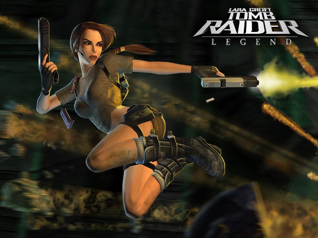Ο θρύλος του Tomb Raider