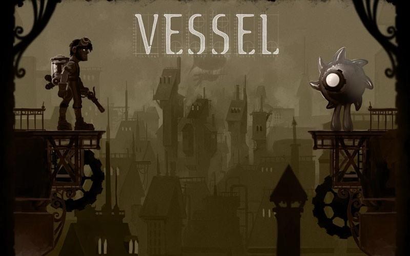 Ξέρεις από Vessel;