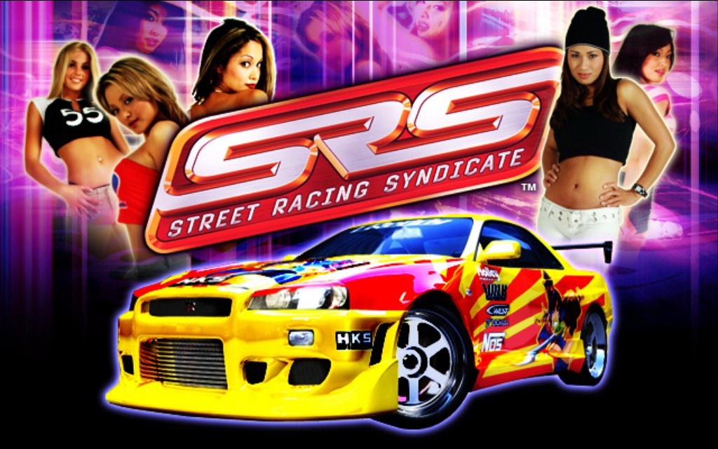 No Need for Street Racing Syndicate