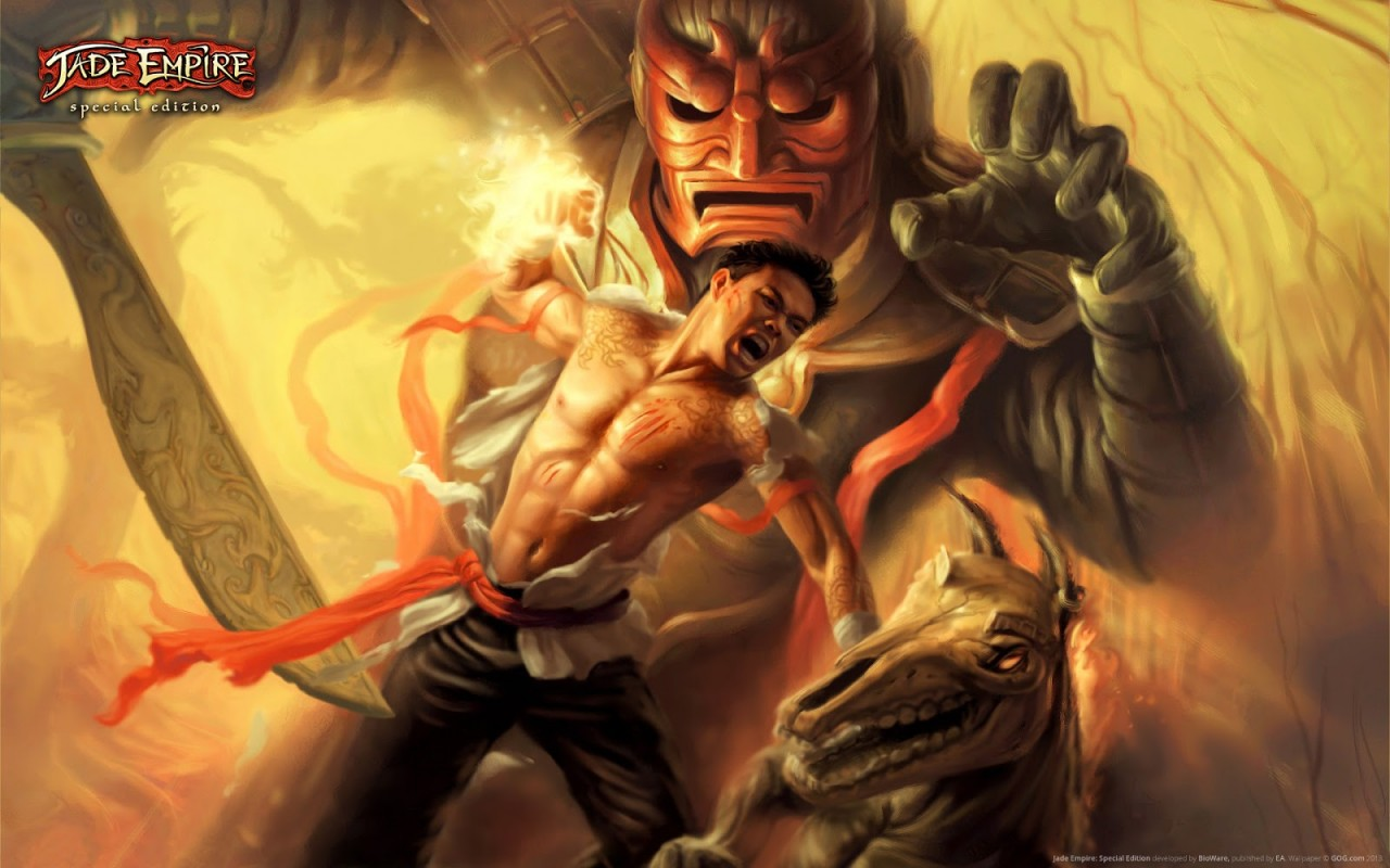 Jade Empire: Open Palm or Closed Fist?