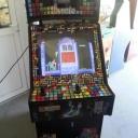 Tetris Coin Op Cabinet