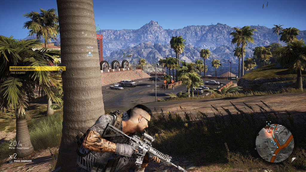 Gameworld - Weaver ghost recon ...