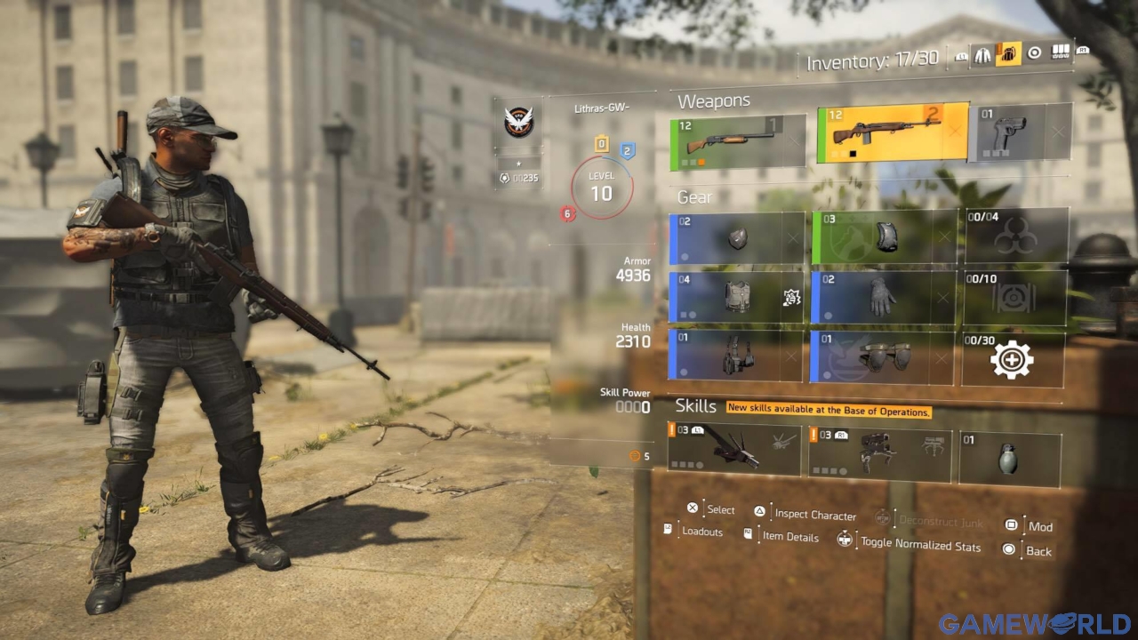the division 2 10