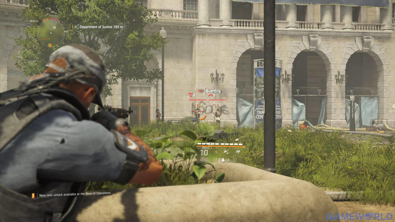 the division 2 8