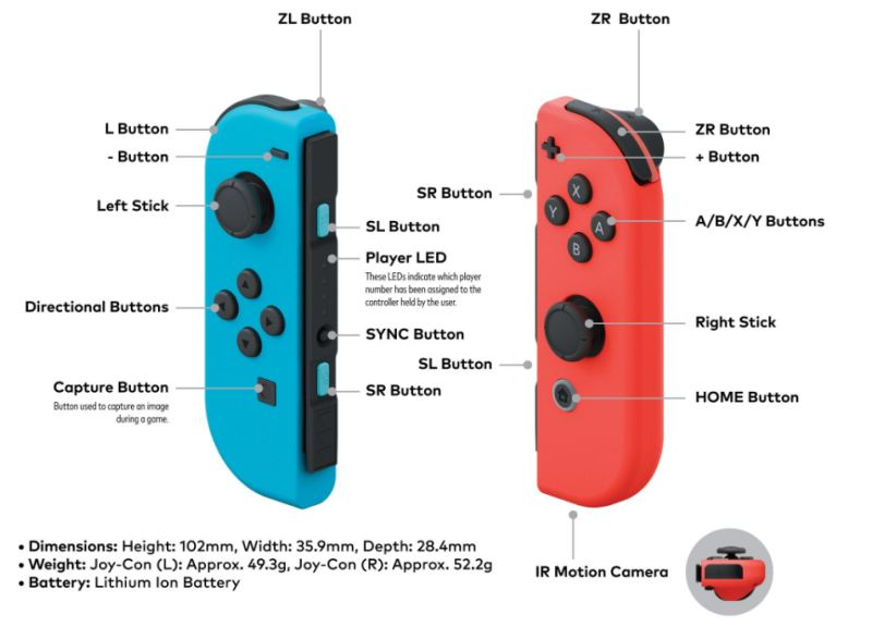 nintendo switch controllers 2