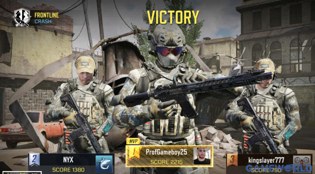 call of duty mobile 6