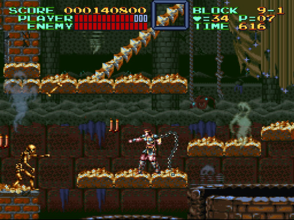 top-10-super-castlevania