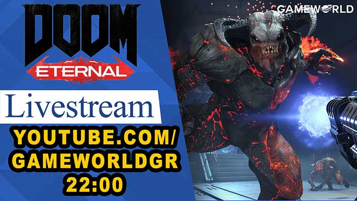 doom eternal livestream 2
