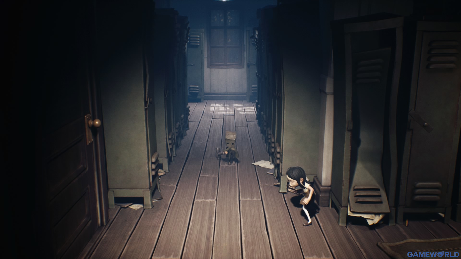 little nightmares 2 3