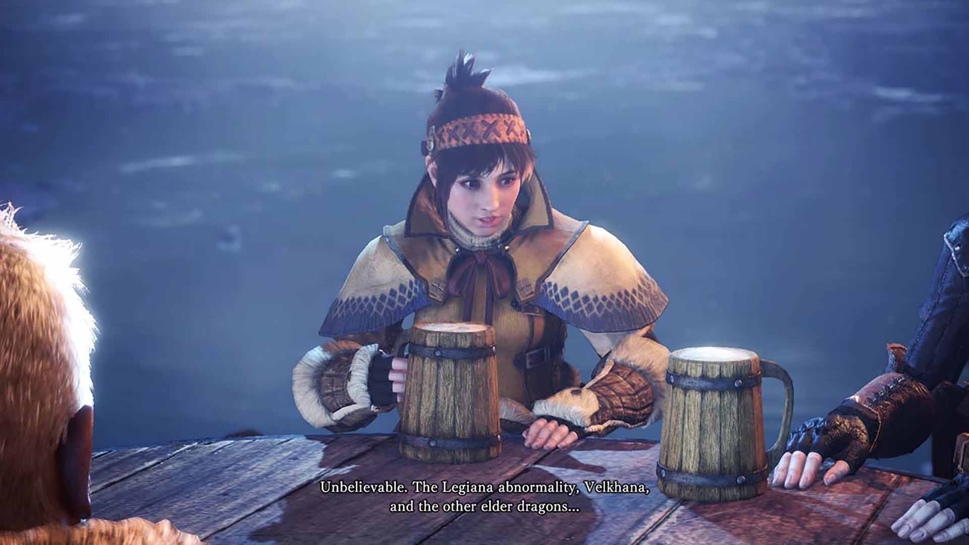 monster hunter world iceborne 2