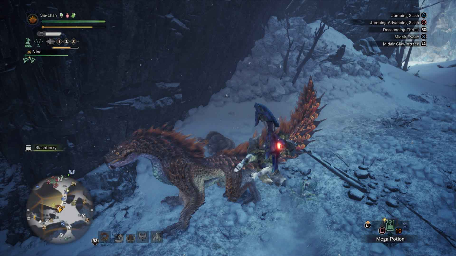monster hunter world iceborne 3