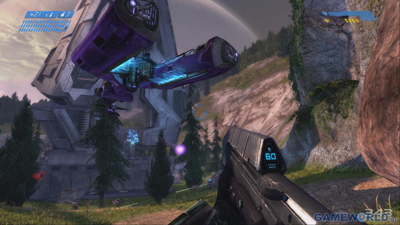 το ίδιο και το Halo 3 βγαίνει με νεώτερες συμβουλές
