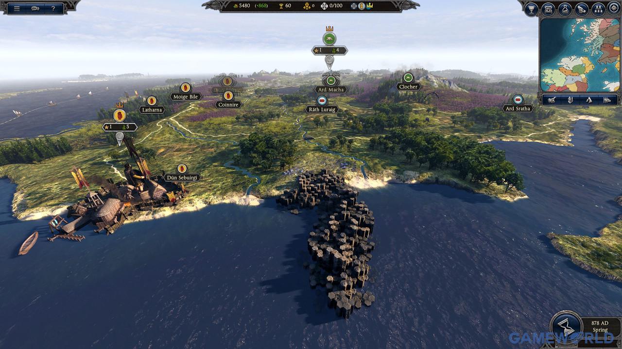 thrones of brittania 2