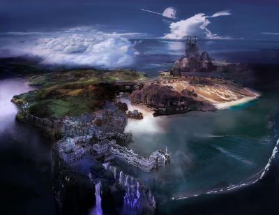lightning returns final fantasy landscape