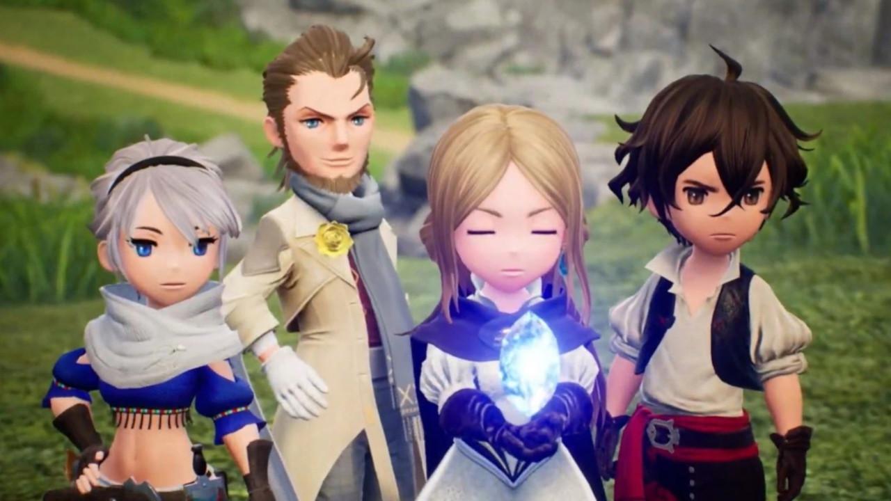 Τέσσερις γενναίοι άγνωστοι, τέσσερις μαγικοί κρύσταλλοι και μια ευκαιρία για να σώσουν τον κόσμο.