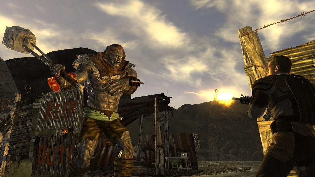 fallout new vegas game review One of the hardest parts of fallout: new vegas is actually choosing what sort of character to play there are so many basic archetypes to choose from and.