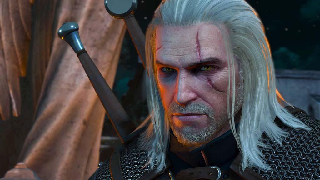 Όταν ο Geralt έφτασε στην Toussaint.