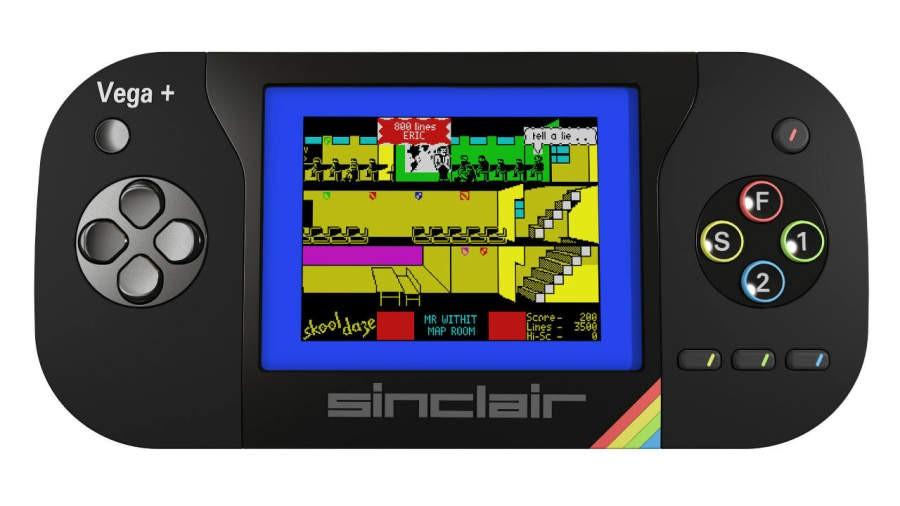 Sinclair ZX Spectrum Vega και Vega+