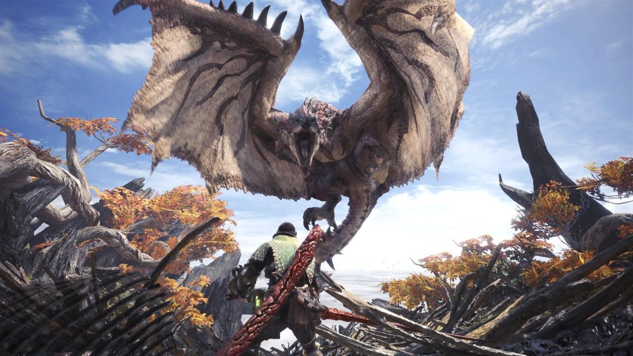 6a45bfe442 Monster Hunter  World - 11 εκατομμύρια πωλήσεις