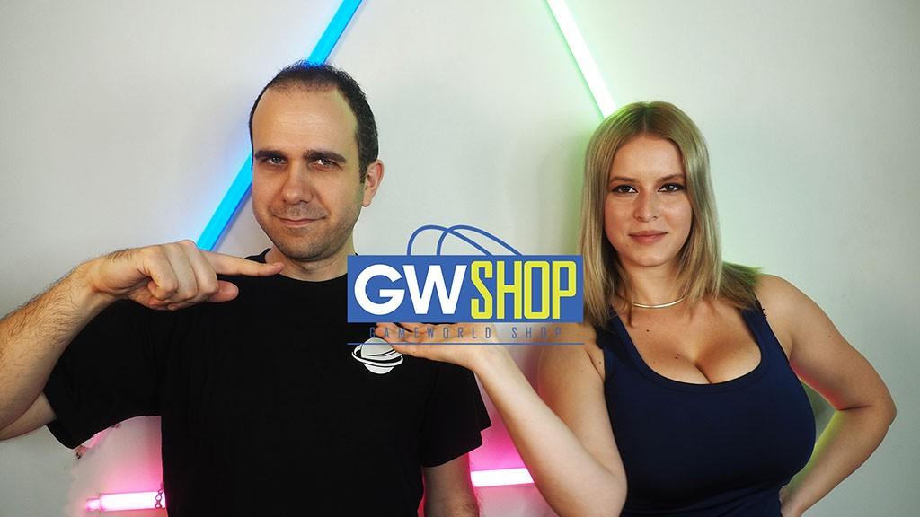 GWShop: Το GameWorld.gr ανοίγει shop!