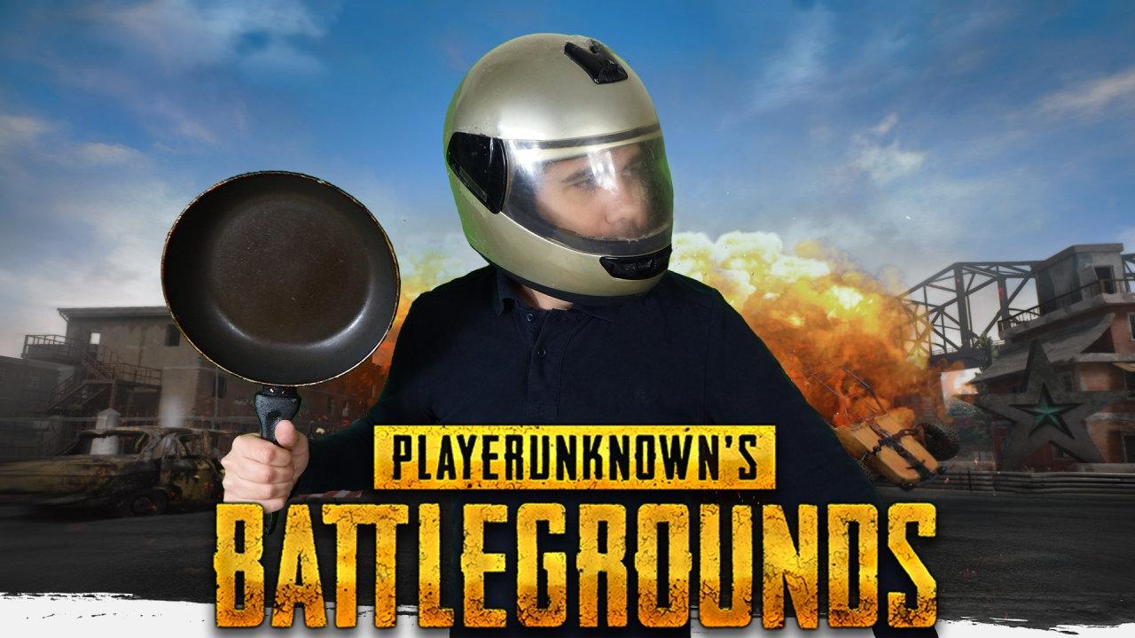 PlayerUnknown's Battlegrounds video review