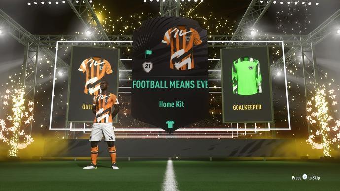 H ΕΑ πουλάει για πρώτη φορά cosmetics στο Store του FIFA 21 Ultimate Team