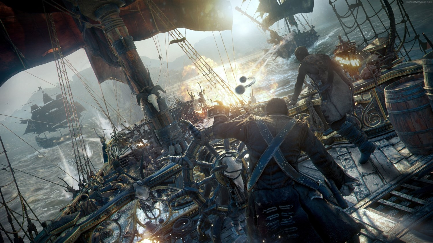 Skull and Bones preview
