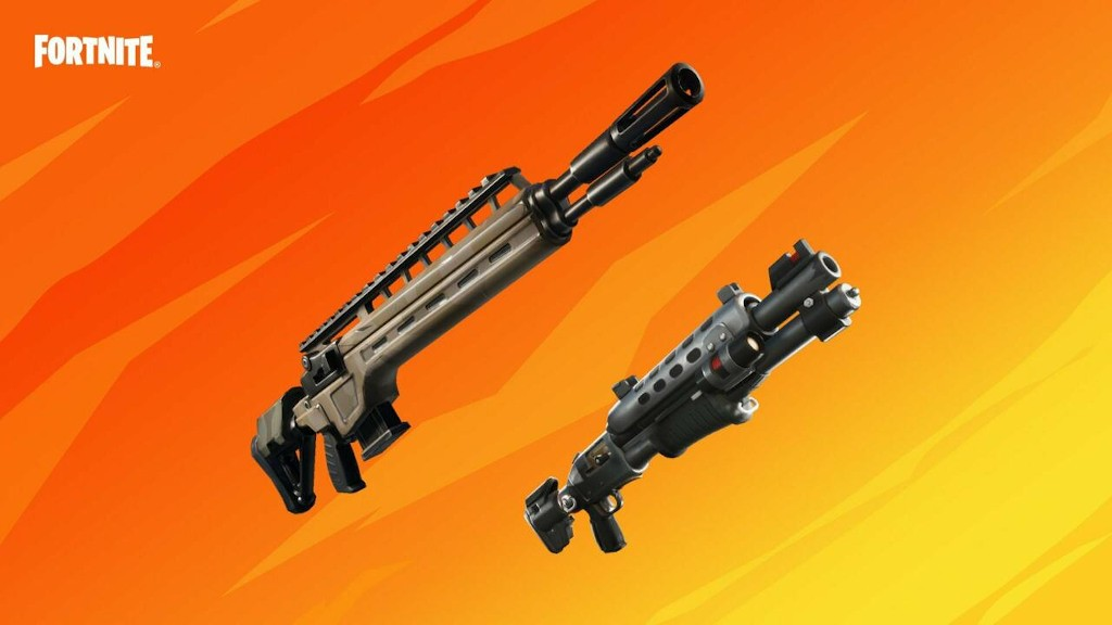 Fortnite: Τα Tactical Shotgun και Infantry Rifle επιστρέφουν