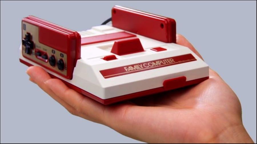 NES Mini (Nintendo Classic Mini)