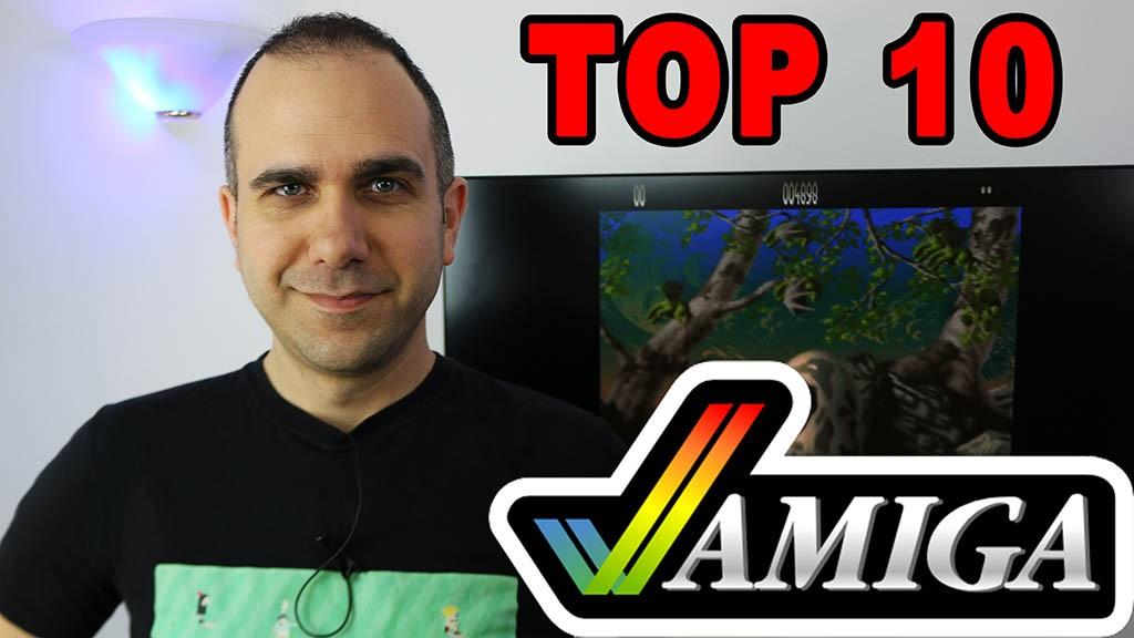 Top 10: Τα καλύτερα Amiga games
