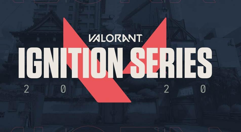 Valorant Ignition eSports series
