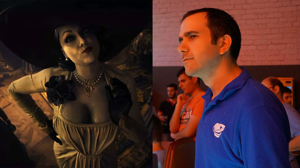 Resident Evil Village: Boss Fight με την Lady Dimitrescu