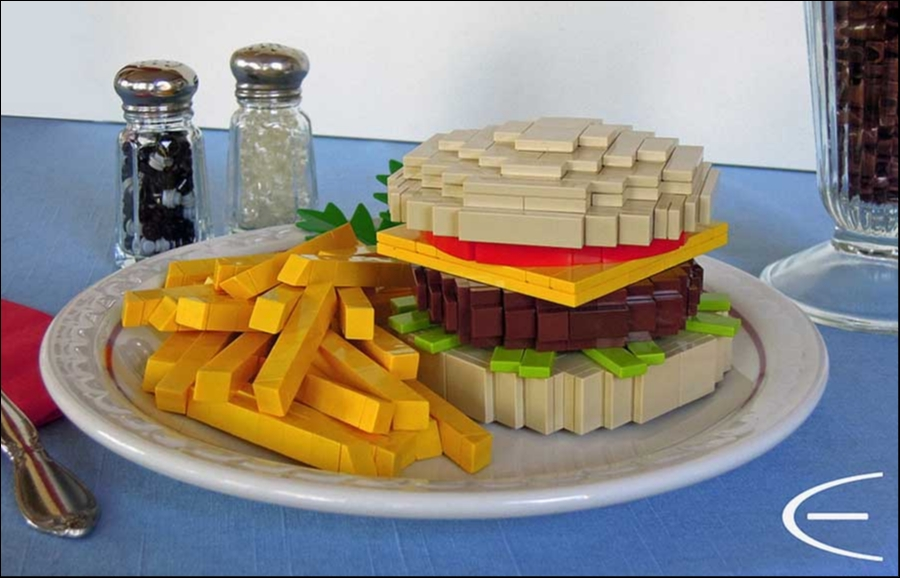 Game Maniacs: Φαγώσιμα Lego και φιγούρες The Division