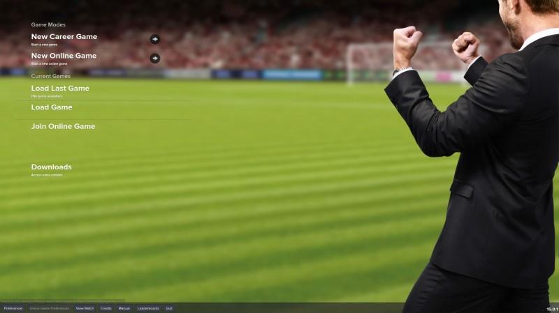 Διαγωνισμός: Football Manager 2015 beta