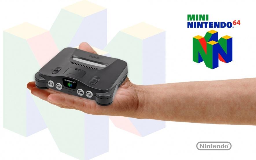 Φήμη: Nintendo 64 Classic Mini