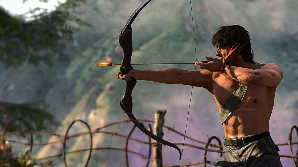Ο John Rambo έρχεται στο Call of Duty