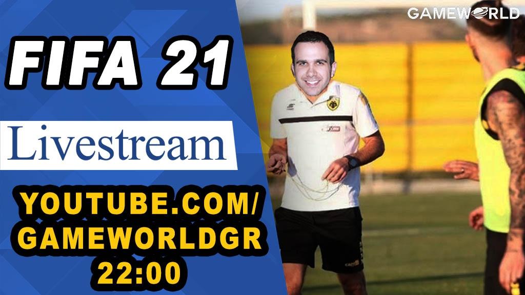 FIFA 21 Ultimate Team Livestreams