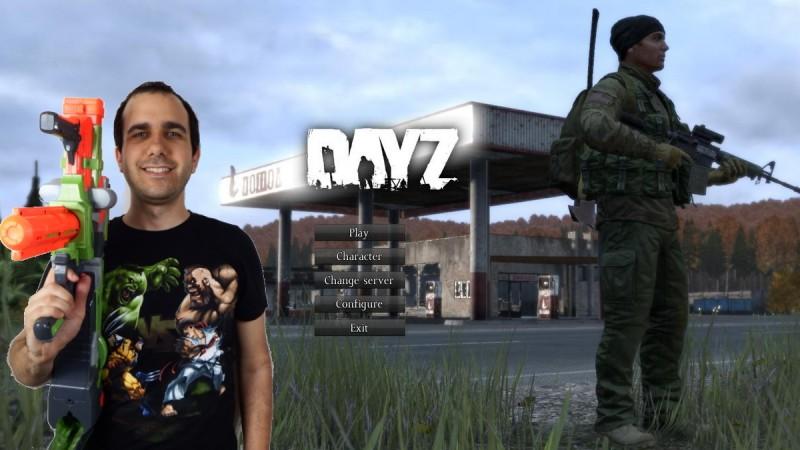 Live: Παίζουμε DayZ